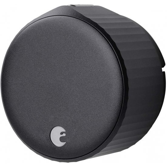August Wi-Fi Smart Lock, 4th Generation กลอนล็อคประตู สั่งงานได้ทุกที่