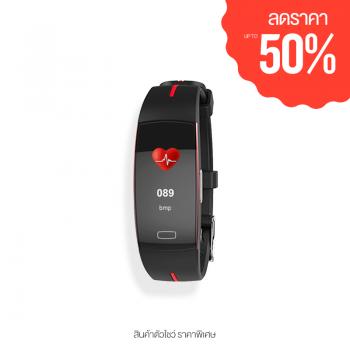 (สินค้าตัวโชว์) Monit HR5 สายรัดข้อมือสุขภาพ