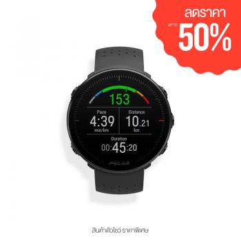 (สินค้าตัวโชว์) Polar Vantge M - นาฬิกา GPS มัลติสปอร์ต ระดับนักกีฬา