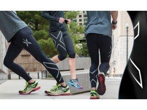 ความแตกต่างของกางเกงรัดกล้ามเนื้อ 2XU แต่ละรุ่น