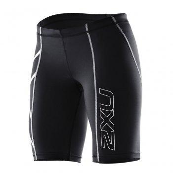 2XU Women's Compression Shorts กางเกงขาสั้นรัดกล้ามเนื้อ - WA1932b