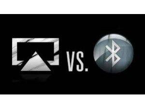 สัญญาน AirPlay กับ Bluetooth ต่างกันยังไง?